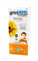 ABOCA grinTuss Pediatric syrop 128 g