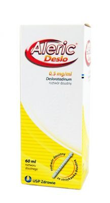 Aleric Deslo 0,5 mg/ml 60 ml