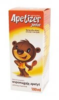 APETIZER Junior syrop 100 ml