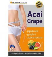 BIOMEDIPHARM Acai Grape 60 kapsułek
