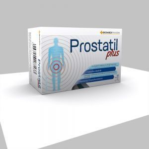 BIOMEDIPHARM Prostatil Plus 60 kapsułek