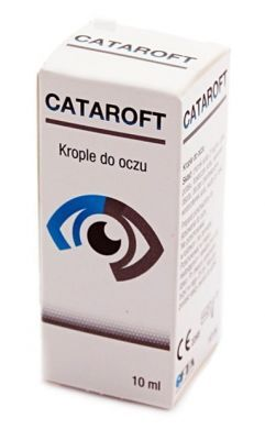 CATAROFT krople 10 ml