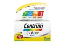 CENTRUM JUNIOR x 30 tabletek