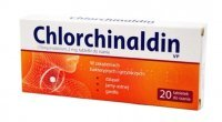 CHLORCHINALDIN VP 20 tabletek