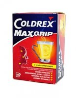 COLDREX MAXGRIP x 10 sasz.