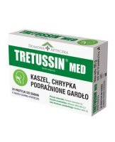 DOMOWA APT.Tretussin Med 24 past do ssania