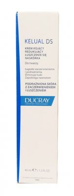 DUCRAY KELUAL DS Krem koj.red.łuszcz. 40ml