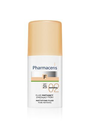 ERIS PH F Fluid matuj.02 NATURAL SPF25