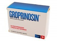 GROPRINOSIN 50 tabletek