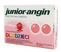 JUNIOR-ANGIN  24 TABLETEK