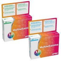 MULTIWITAMINA 60 tabletek