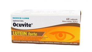 OCUVITE Lutein Forte x 60 tbl.