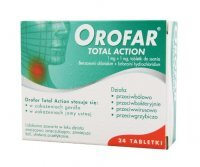 OROFAR JUNIOR x 24 tbl.