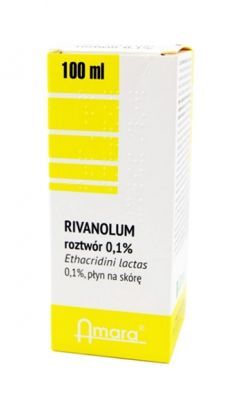 RIVANOLUM 0,1%  100ml