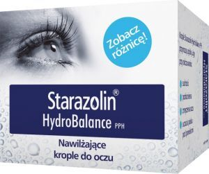 STARAZOLIN Hydrobalance krople 10 ml (2x5ml)