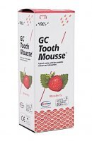 Tooth  Mousse truskawka 40g