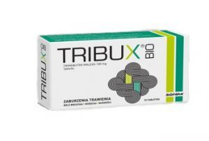 TRIBUX Bio 100 mg 10 tabletek