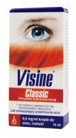 VISINE Classic krople do oczu 0,5 mg/ml 15 ml