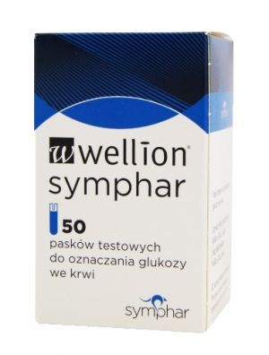 Wellion SymPhar x 50 pask.